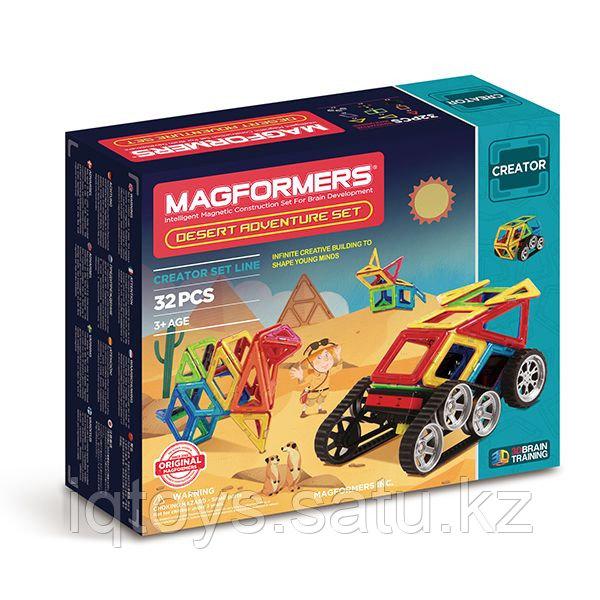 Magformers Desert Adventure Set Магформерс Приключение в пустыне