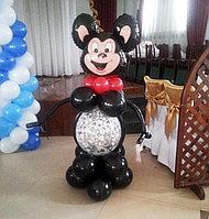 Микки Маус из шаров, фото 1