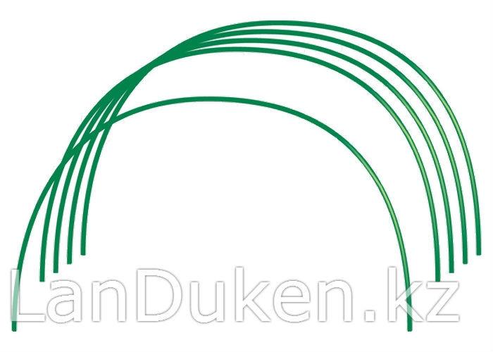Дуги парниковые в ПВХ оболочке 1.2х1 м, 6 штук, диаметр трубы 10 мм 64406 (002)