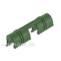 Зажимы универсальные для крепления пленки к каркасу парника 20 штук D 12 мм 64429 Palisad (002)