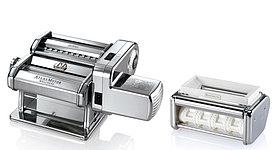 Marcato Atlas Motor 150 Raviolini электрическая спагетница - тестораскаточная машина - пельменница