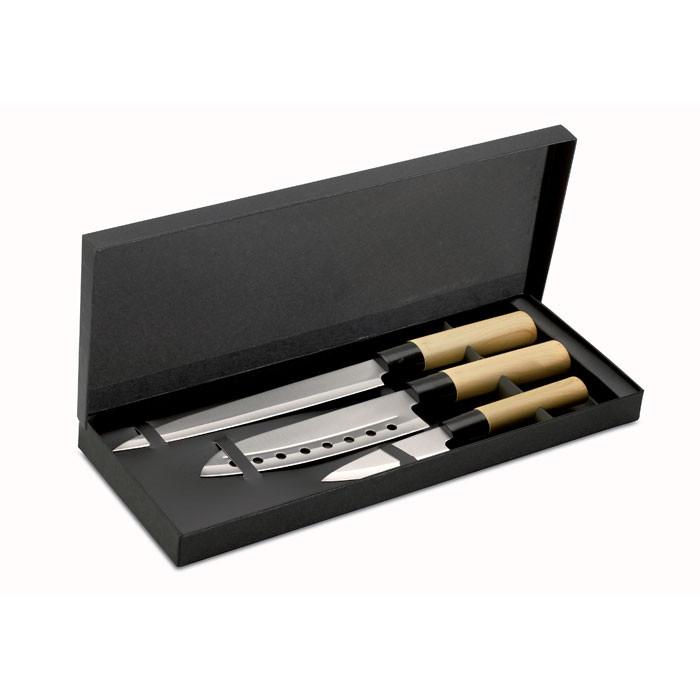 Набор кухонных ножей, TAKI