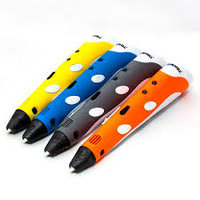 3D ручка MYRIWELL RP-100A голубой