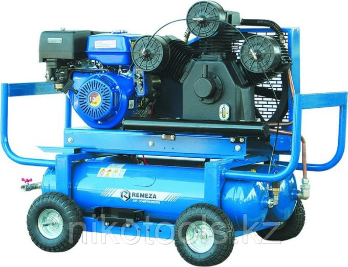 Бензиновый компрессор Remeza СБ4С-90.W95/6.SPE390R (E) в Караганде