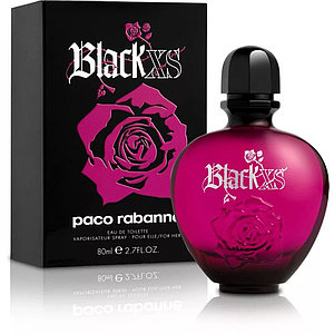 """Paco Rabanne """"Black Xs for Her"""" 80 ml"""
