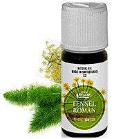 Эфирное масло Фенхель римский, Швейцария / Fennel Roman