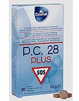 Таблетки P.C. 28 PLUS - для снятия болевого синдрома