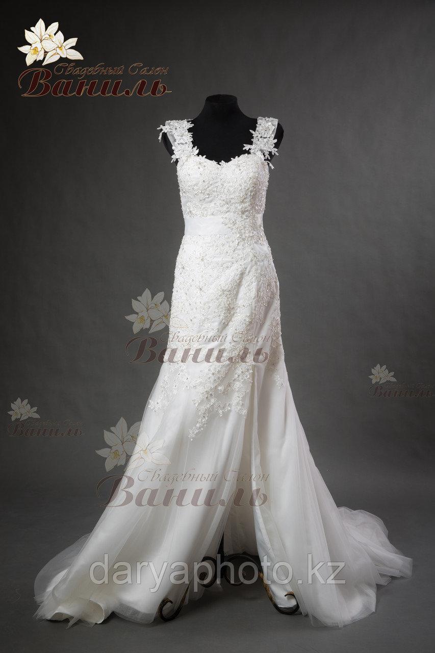 Свадебное платье - фото 1