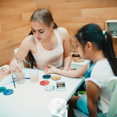 Детские мастер классы разного направления - фото 2