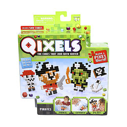 """Qixels  Квикселс Набор для творчества """"Пираты"""" 87041"""