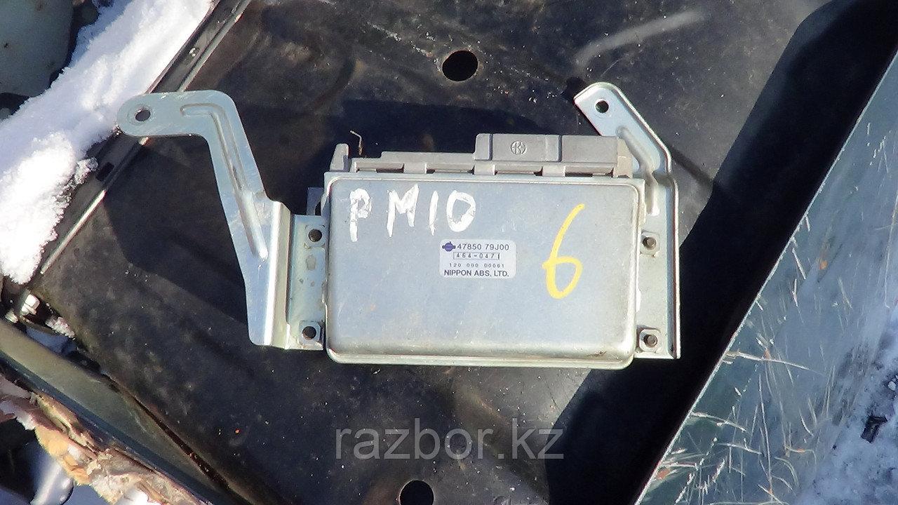 Блок управления двигателем Nissan Primera (10) / №47850-79J00