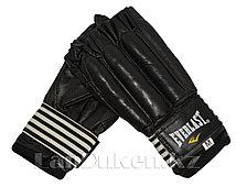 Шингарты кожаные М Everlast (черные)