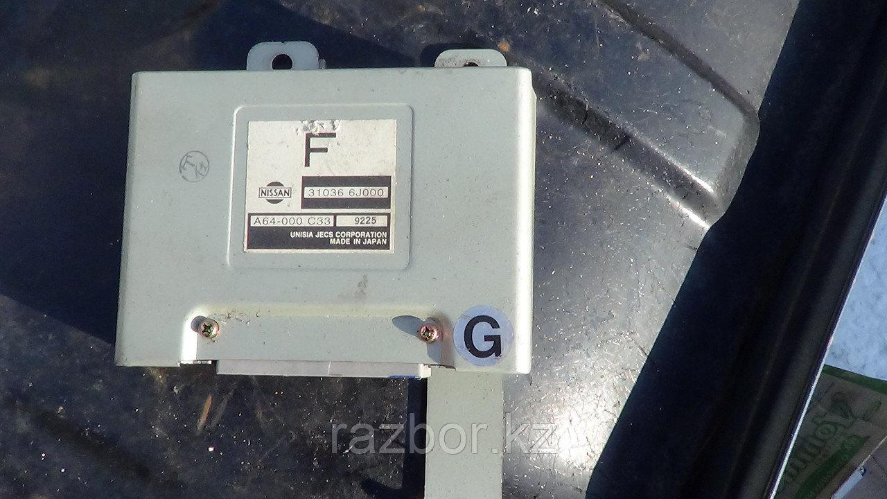 Блок управления двигателем Nissan Primera (11) / №31036-35U00