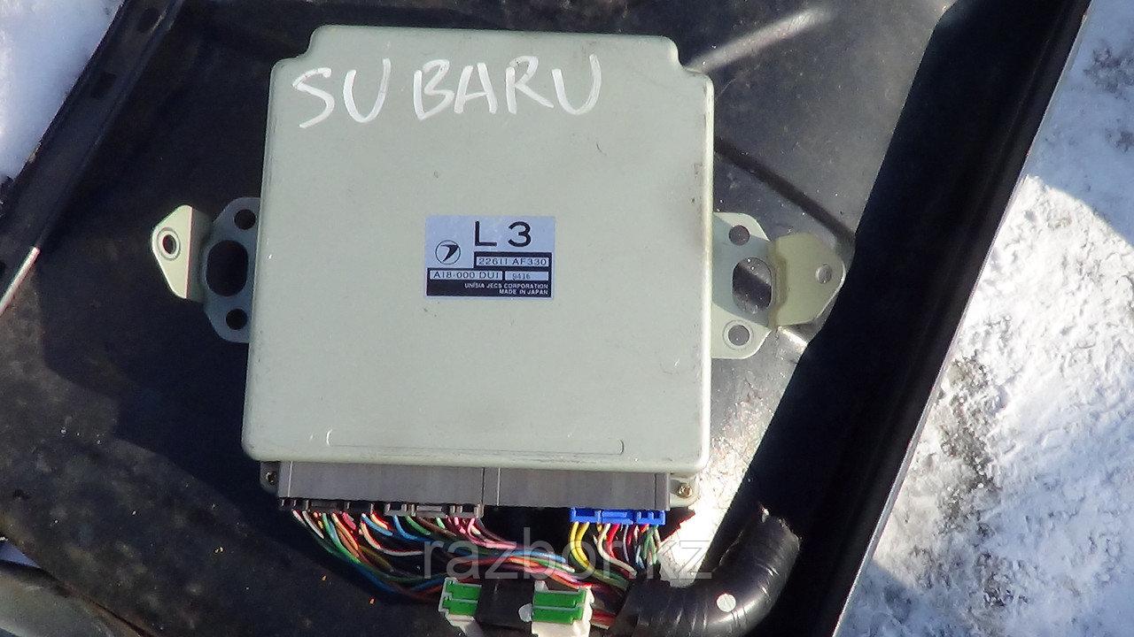 Блок управления двигателем Subaru Subaru Lancaster / №22611-AF330