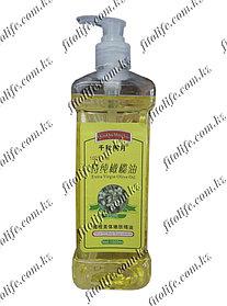 Массажное оливковое масло
