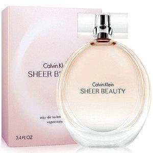 "Calvin Klein ""Sheer Beauty"" 100 ml"