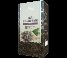 Имбирный чай с чабрецом