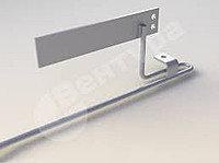 Кронштейн Р-1 (3.407.1-143.8.59), 1,4 кг