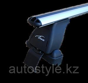 Багажник Daewoo Gentra 2013-… седан, (на гладк.крышу - в дверн.проем)