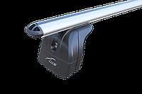 Багажник Haval H6 2014- внедорожник, (для авто с интегрированным рейлингом)