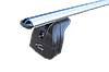 Багажник Hyunday Santa Fe III 2012-… внедорожник, (для авто с интегрированным рейлингом)