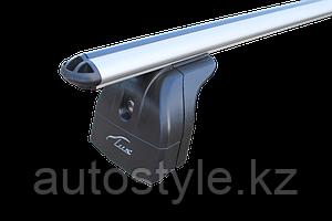 Багажник Kia Sportage III 2013-2015 внедорожник, (для авто с интегрированным рейлингом)