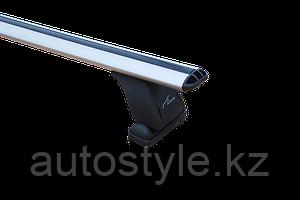 Багажник Mitsubishi Outlander III (без рейлингов) 2012-… внедорожник, (на штатное место)