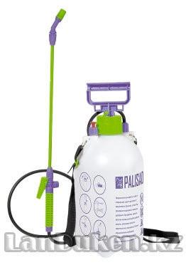 Ручной опрыскиватель с насосом и шлангом 5 литров 64740 PALISAD (002)