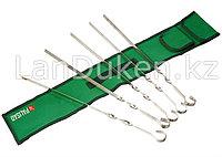 Набор шампуров с чехлом 45 см (6штук) 69573 PALISAD CAMPING (002)