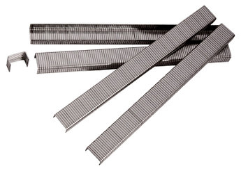 (57656) Скобы для пнев. степл., 10 мм, шир. - 1,2 мм, тол. - 0,6 мм, шир. скобы - 11,2 мм, 5000 шт//MATRIX