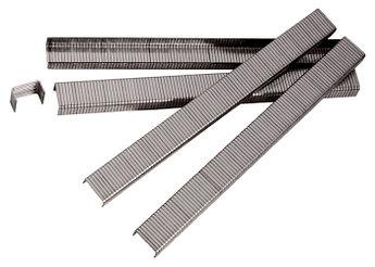 (57660) Скобы для пнев. степл., 16 мм, шир. - 1,2 мм, тол. - 0,6 мм, шир. скобы - 11,2 мм, 5000 шт//MATRIX
