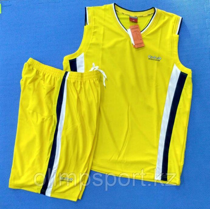 Форма баскетбольная CtBido, мужская