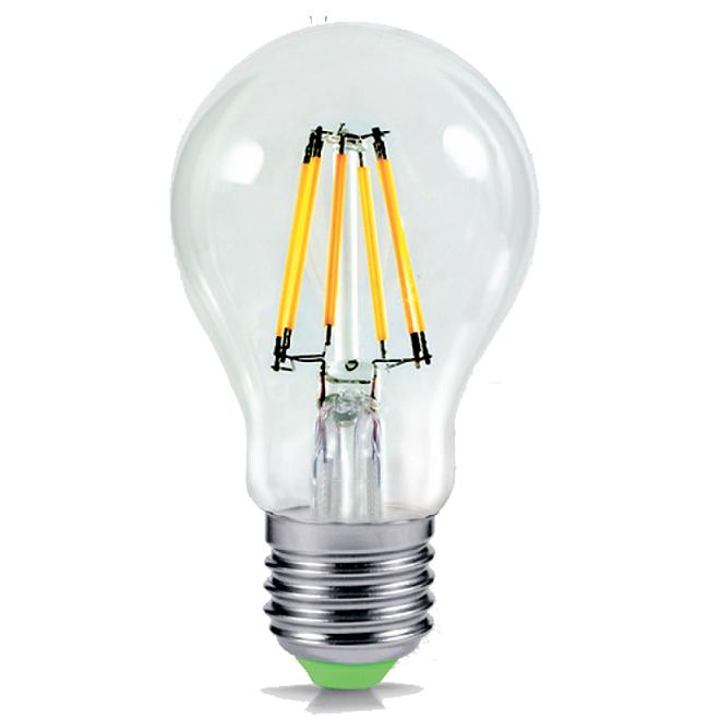 Светодиодная лампа А60 Е27 8W 2700K