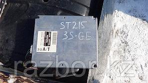 Блок управления двигателем Toyota Caldina (ST210 / ST215)