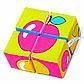 Игрушка кубики «Собери картинку» (Ягоды, Фрукты, Овощи), фото 2
