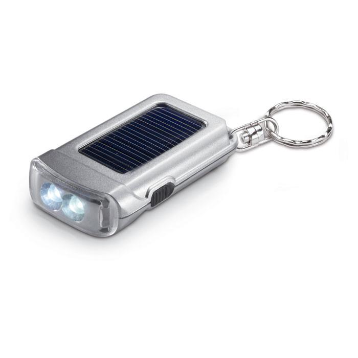 Серебристый фонарик