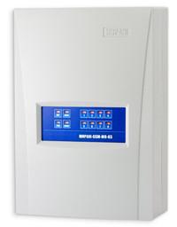 Мираж- GSM-M8-04 - Контроллер GSM охранно-пожарного мониторинга
