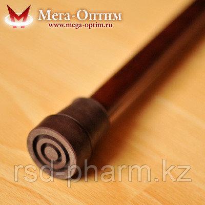 Деревянная трость с деревянной ручкой, фото 2