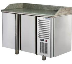 Стол холодильный для приготовления пиццы TM2GNpizza-GC