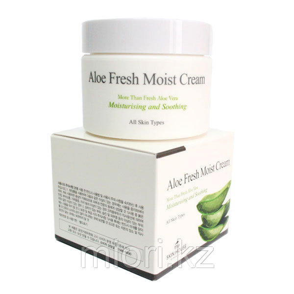 Aloe Fresh Moist Cream [The Skin House]