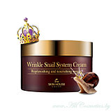 Wrinkle Snail System Cream [The Skin House], фото 2
