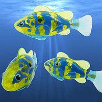 """Интерактивная игрушка """"Рыбка-робот"""" светящаяся ROBOFISH (Желтый)"""