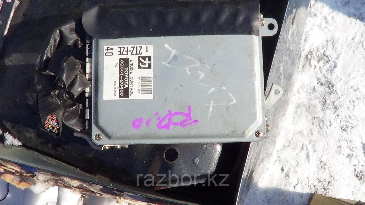 Блок управления двигателем Toyota Estima / №89661-28400
