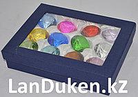 Набор сувенирных кристаллов 12 штук в ассортименте (50 гр.)