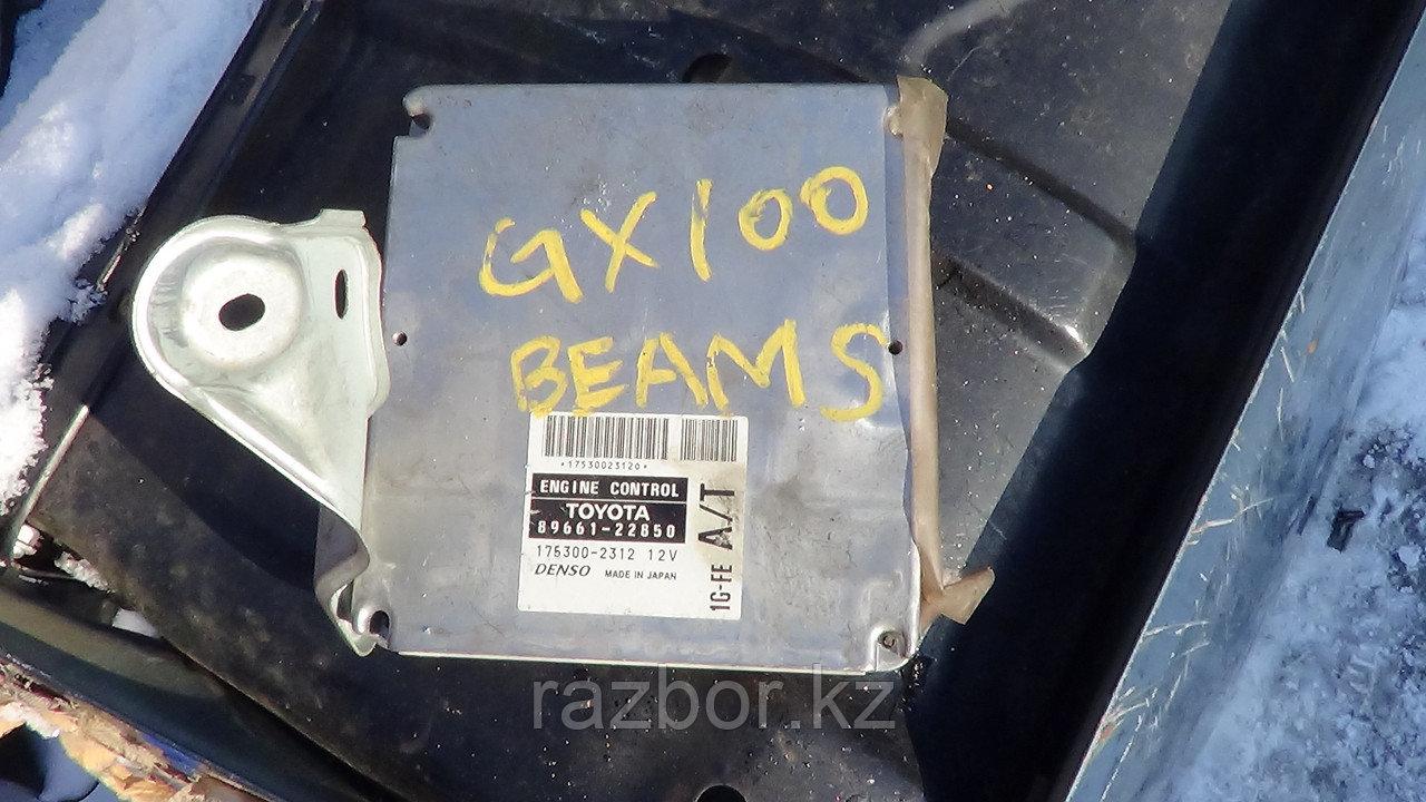 Блок управления двигателем Toyota Mark II (100) / №89661-22850