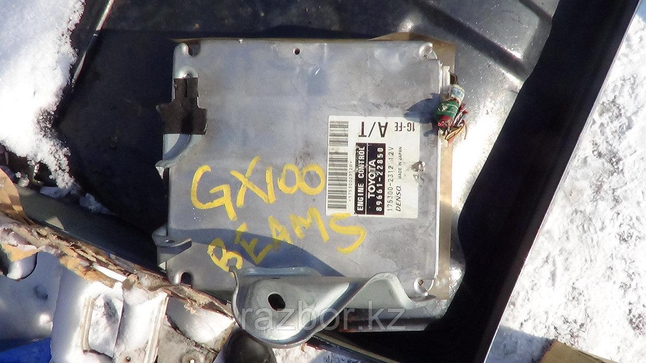 Блок управления двигателем Toyota Mark II (90) / №89661-22850