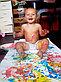 """Пальчиковые краски """"Малыш"""", 4 цвета, фото 7"""
