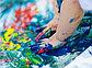 """Пальчиковые краски """"Малыш"""", 4 цвета, фото 9"""