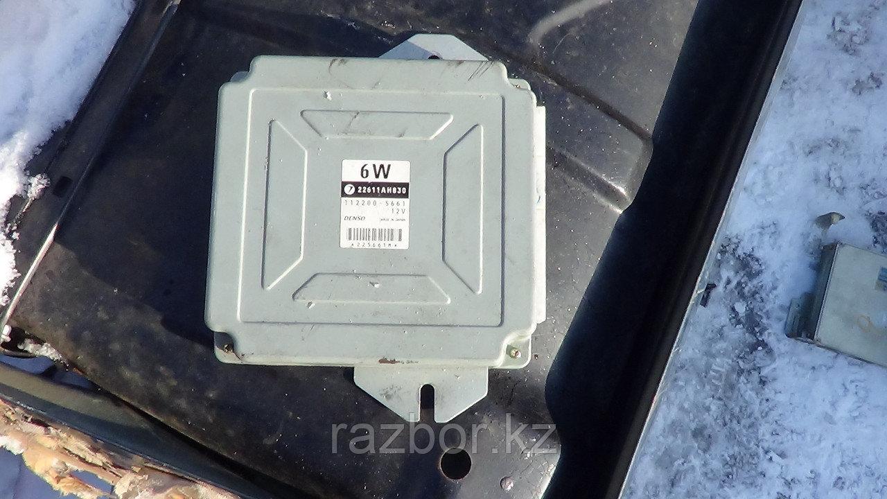 Блок управления двигателем Subaru Legacy Outback / №22611-AH830