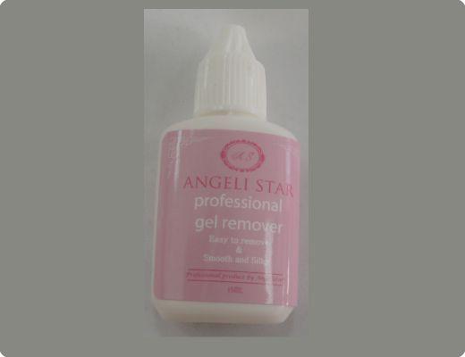 Ремовер для ресниц Angeli Star Gel Type 15 мл Корея
